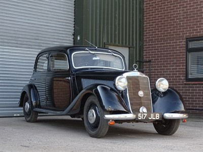 Lot 92-1949 Mercedes-Benz 170 D