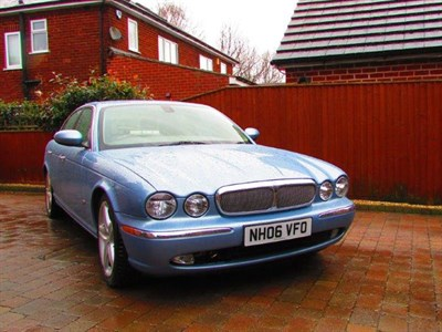 Lot 60-2006 Jaguar XJ Executive TDVi