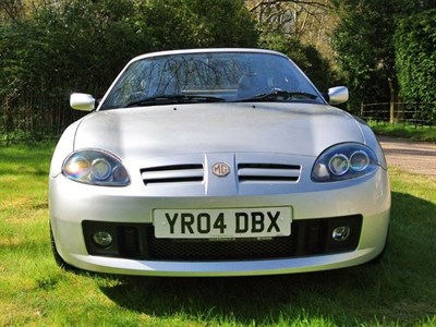 Lot 46-2004 MG TF 135