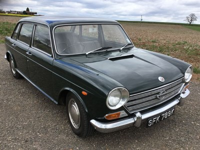 Lot 23-1971 Morris 1800 MK II