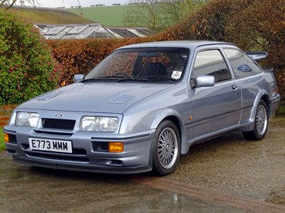 Lot 70-1987 Ford Sierra RS500 Cosworth