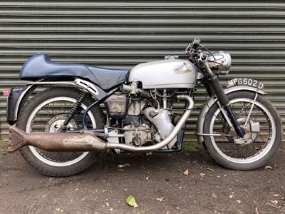 Lot 52 - 1966 Velocette Thruxton