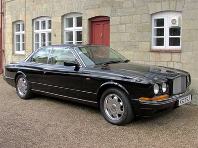 Lot 71-1993 Bentley Continental R