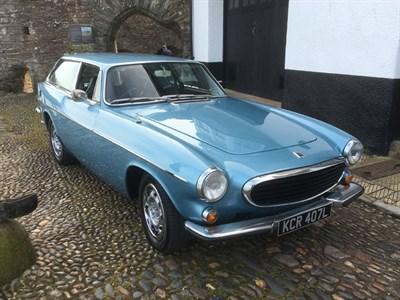 Lot 72 - 1973 Volvo P1800 ES