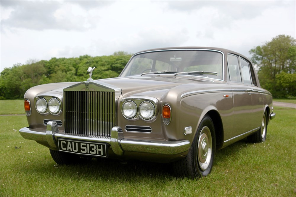 Lot 10 - 1970 Rolls-Royce Silver Shadow