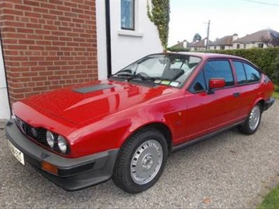 Lot 62-1982 Alfa Romeo GTV6 2.5