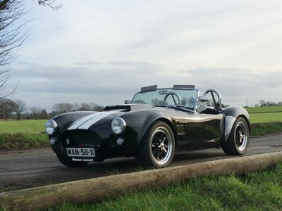 Lot 52-1980 Gardner Douglas Cobra Evocation