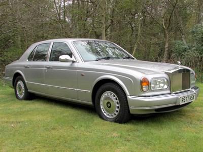 Lot 61-1998 Rolls-Royce Silver Seraph