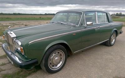 Lot 83-1979 Rolls-Royce Silver Shadow II