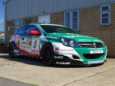 Lot 39-c.2006 Vauxhall Astra Show Car