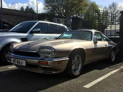 Lot 67-1994 Jaguar XJS 6.0
