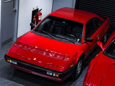 Lot 66-1982 Ferrari Mondial 8