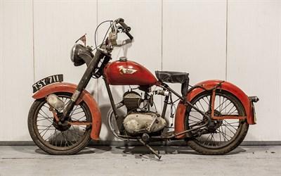 Lot 14-1953 Indian Brave