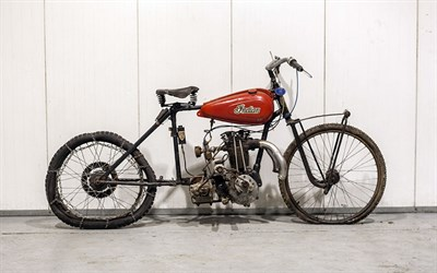 Lot 12 - c.1920 Indian Racer