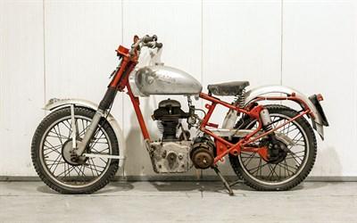Lot 16-1987 Royal Enfield 350cc