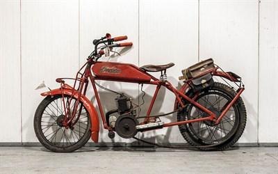 Lot 18-c.1915 Indian Model K