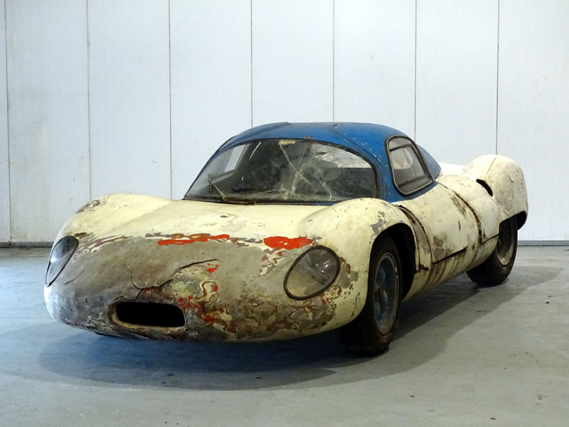 Lot 61-1966 Costin-Nathan Works Prototype