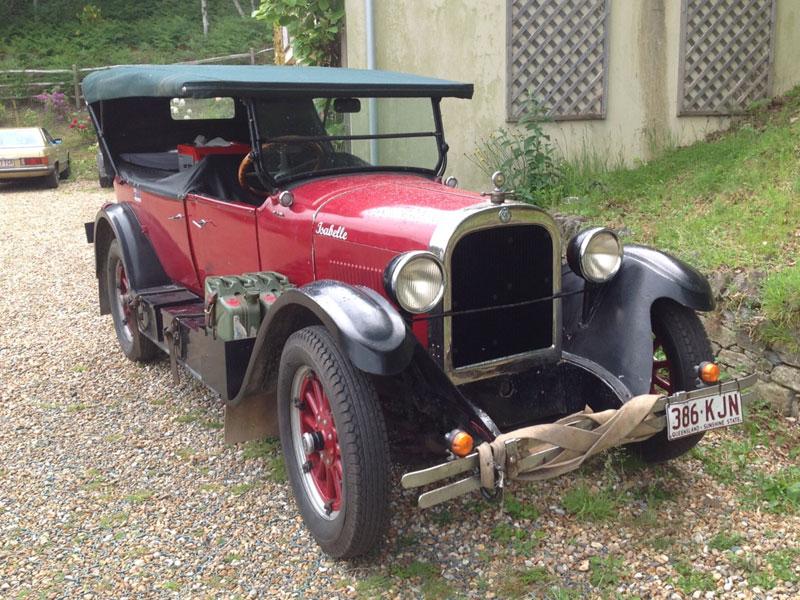 Lot 6-1926 Dodge Brothers Tourer