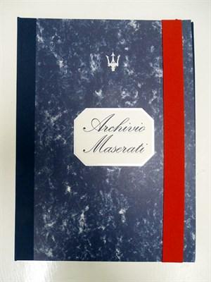 Lot 19-'Archivio Maserati'