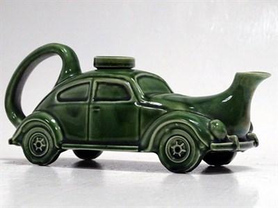 Lot 14-A Porcelain Tonka Volkswagen Teapot
