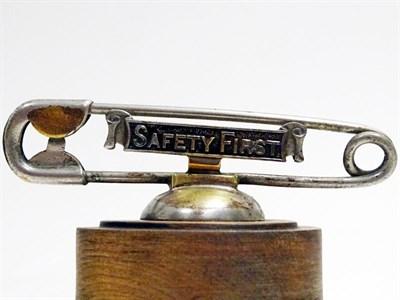 Lot 37-Rare MG 'Safety Pin' Mascot