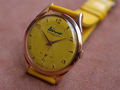 Lot 39-Ferrari Dino Wristwatch, c1970