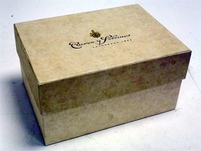 Lot 40-Cuervo Sobrinos Gentleman's Automatic Wristwatch *