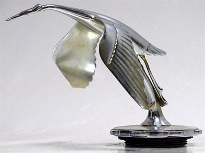 Lot 43 - An Early Hispano Suiza Flying Stork Mascot, As Fitted to 6-Cylinder Models