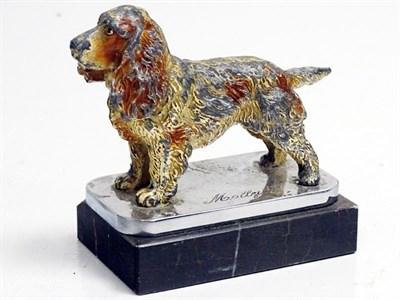 Lot 59-'Molly the Spaniel' Accessory Mascot