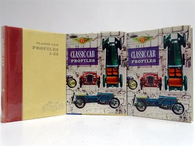 Lot 25-'Classic Car Profiles'