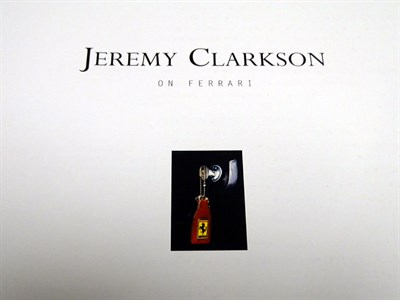 Lot 45-'Jeremy Clarkson on Ferrari'