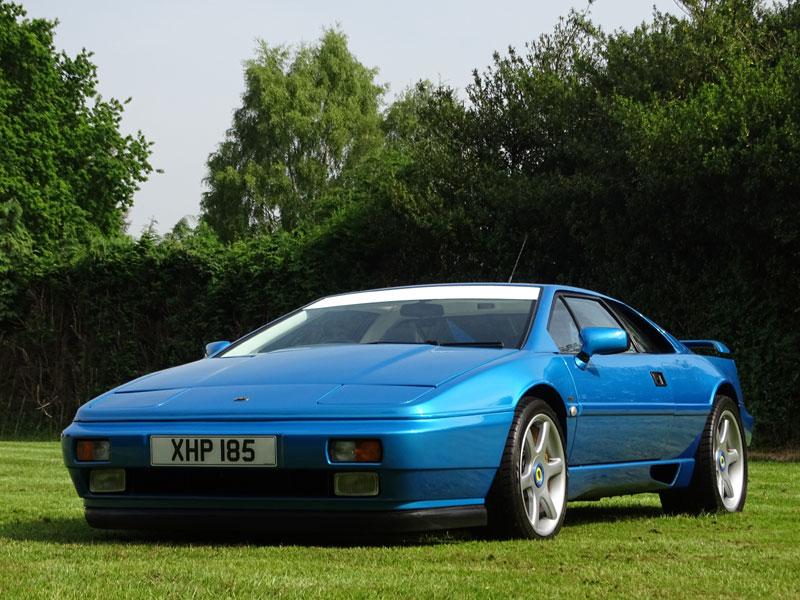Lot 30-1988 Lotus Esprit Turbo