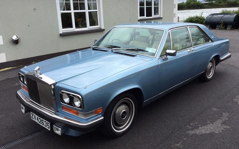 Lot 63-1980 Rolls-Royce Camargue