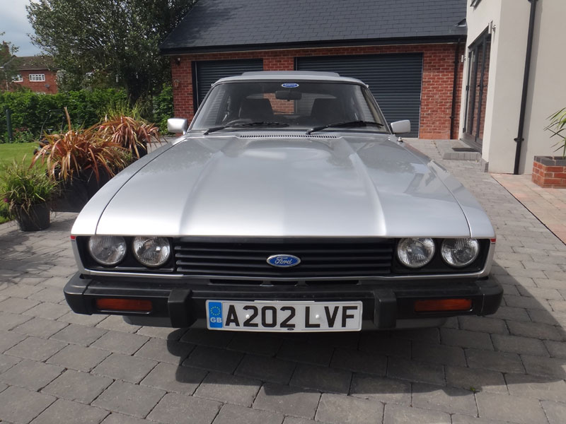 Lot 1-1984 Ford Capri 2.8i
