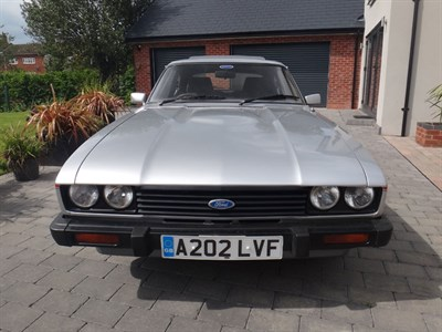 Lot 1-1984 Ford Capri 2.8i