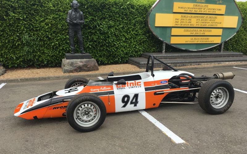 Lot 16-1971 Elden PRH8 Formula Ford