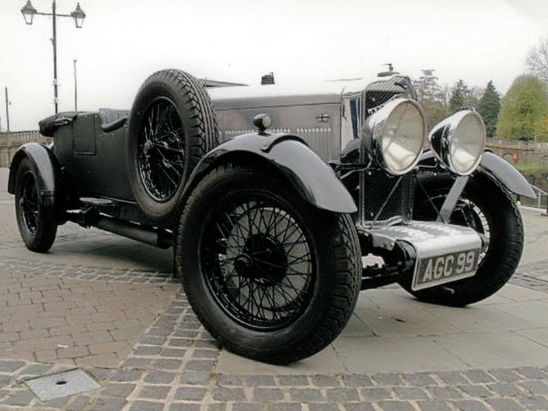 Lot 54-1933 Talbot 65/75 Tourer