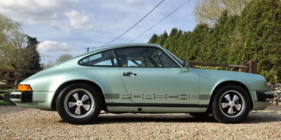Lot 40-1975 Porsche 911 Carrera 3.0