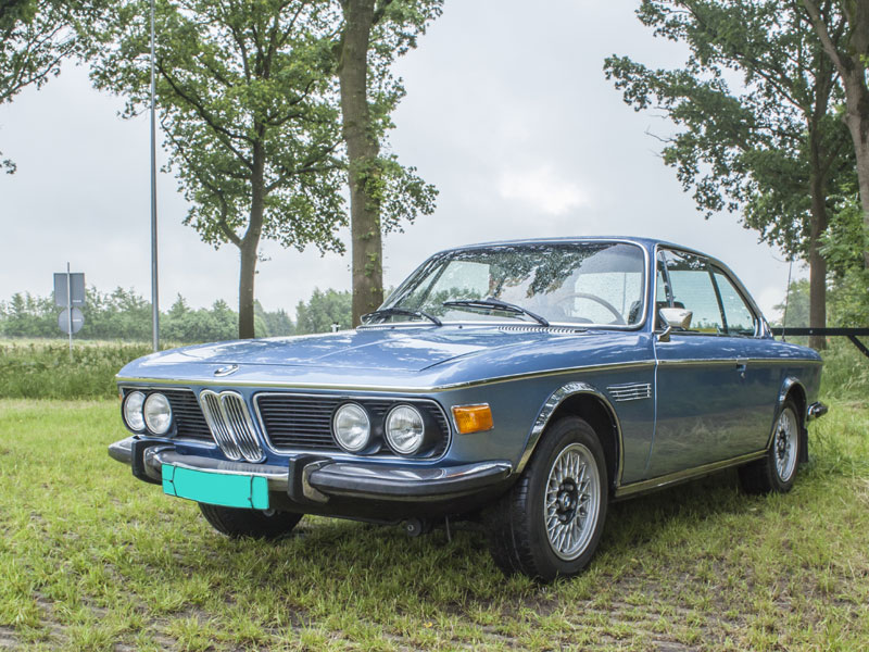 Lot 50-1972 BMW 3.0 CS