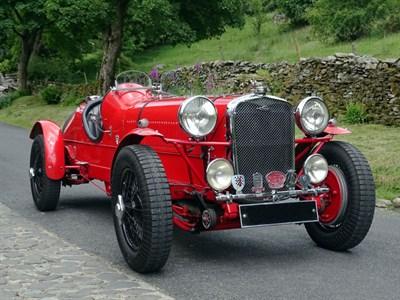 Lot 49-1933 Singer 2 Litre Fox & Nicholl Team Car Evocation