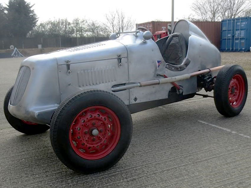 Lot 64-1938 MG / Lancia Aprilia Supercharged Monoposto