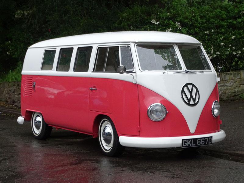 Lot 33-1966 Volkswagen Type 2