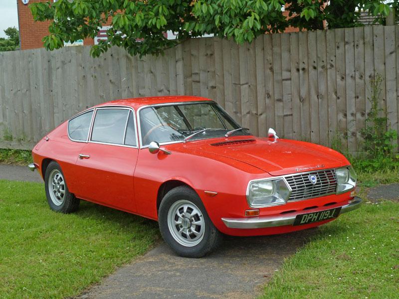Lot 23-1970 Lancia Fulvia Zagato Sport 1.3 S