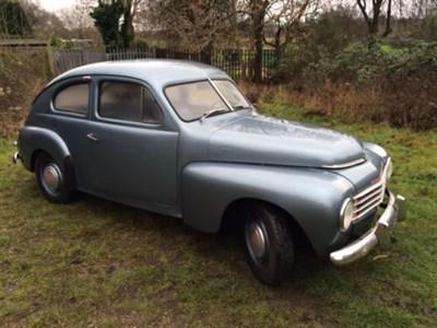 Lot 13-1952 Volvo PV444