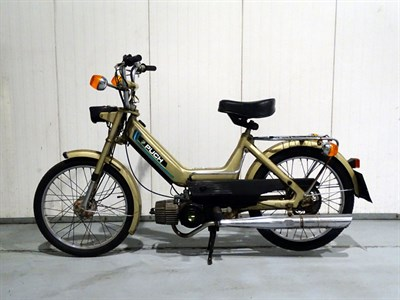 Lot 43 - 1980 Puch GN