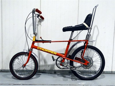 Lot 7-Raleigh Chopper MKII