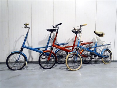 Lot 22-Moulton Bicycles
