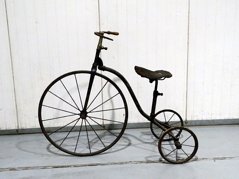 Lot 24-Childs Tricycle