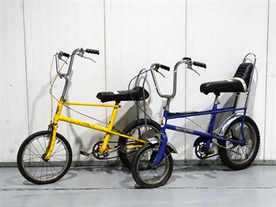 Lot 4-Childs Bicycles