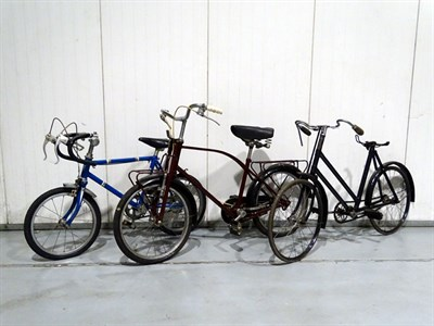 Lot 15-Childs Bicycles